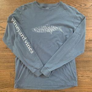 Vineyard Vines Long Sleeve Shirt • size Small